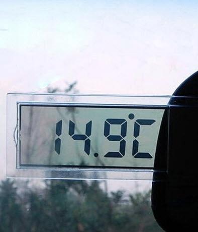 indendørs termometer digitalt